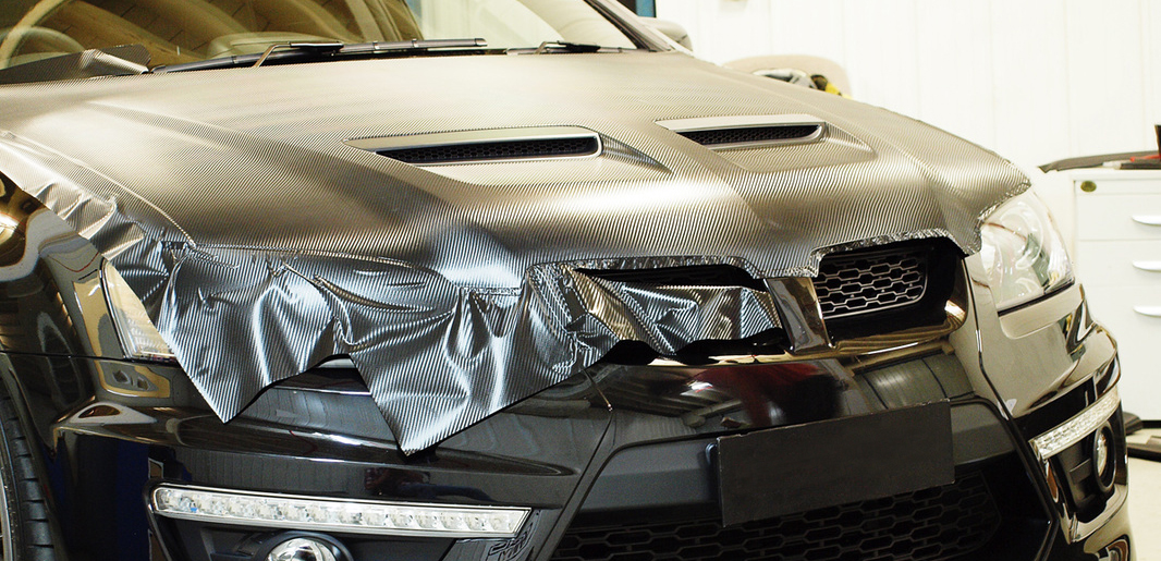 Wrapping - Rotulación de vehículos